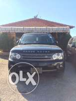 ranj rover 2010 luxary full option