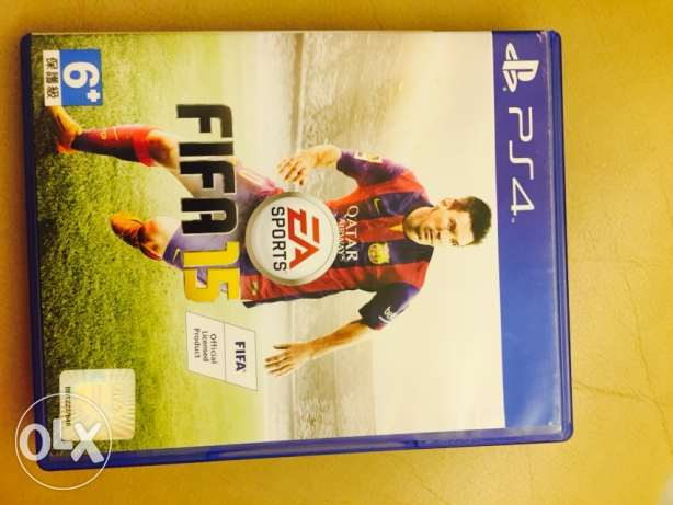 fifa 15 ps4 بعبدا -  1