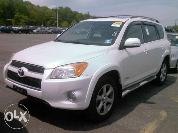 Clean Toyota Rav4 Limited