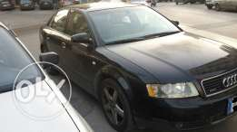 Audi A4 1.8T Quattro 2003 in Good Condition.