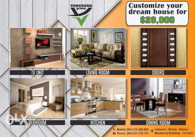 Customize Dream House
