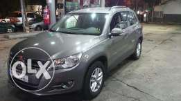 Tiguan Mod 2010 for sale,Company Source (Kettaneh),Excellent condition