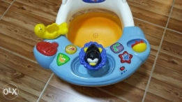 Vtech Seat with activities board