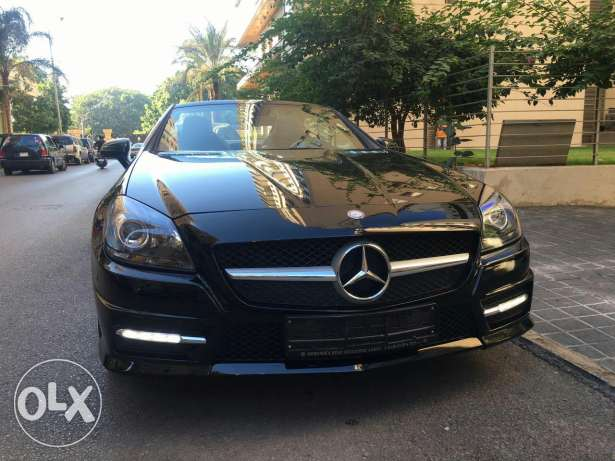 mercedes slk200 model 2013 kashef.look amg