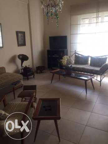 R17065 - Furnished Apartment For Rent in Gemmayzeh
