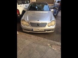 For sale mercedes kompressor2002