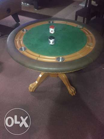 Texas Holdem American Table