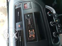 Kia rio 2013 radio + remote control + head unit