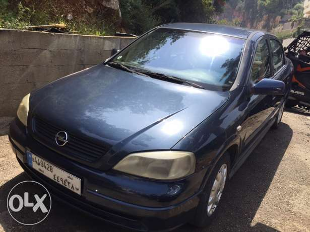 opel astra 2002 clean 1.6 full option