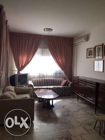 Sanayeh: 165m apartment for rent