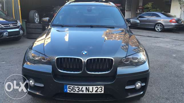 X6 2008 sport package fully loaded