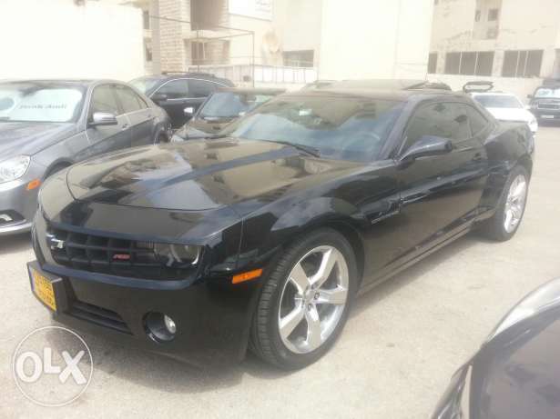 Chevrolet camaro lt rs 6 cylindre full package clean 0 accident الشياح -  1