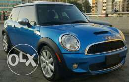 Mini S Blue 2009 Ajnabeye
