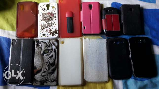 Phone covers for sale alone or together