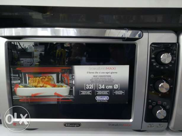 Delonghi electric oven