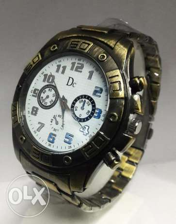 D&G man watch