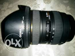 Sigma ex 10-20 for canon