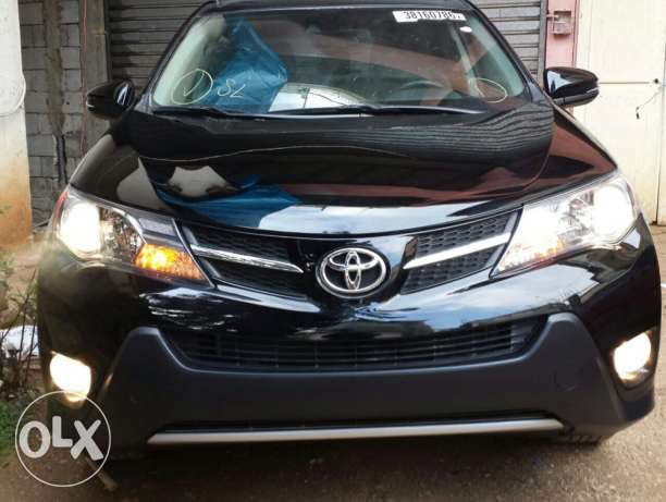 Rav4 2014 Limited Excellent Conditions