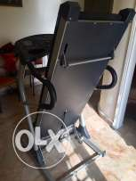 treadmil for sale, excellent condition, with lubricant
