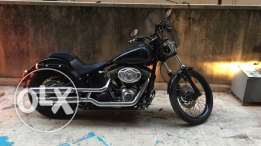 Harley Davidson in excellent condition