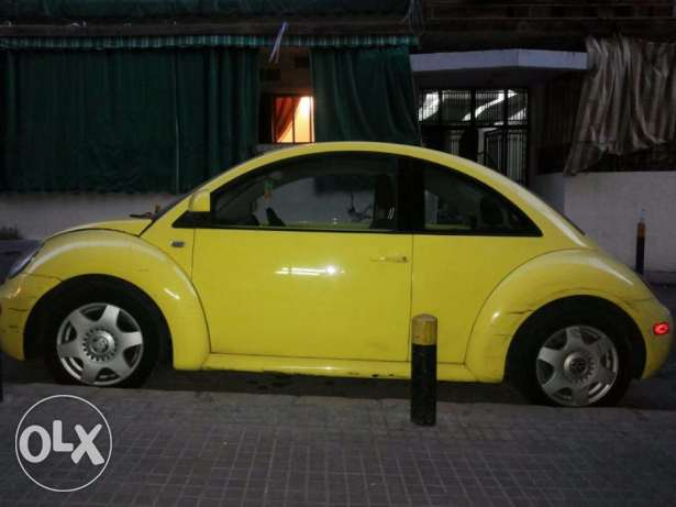 VW Volkswagen Beetle GLS Coupe Automatic - 2000