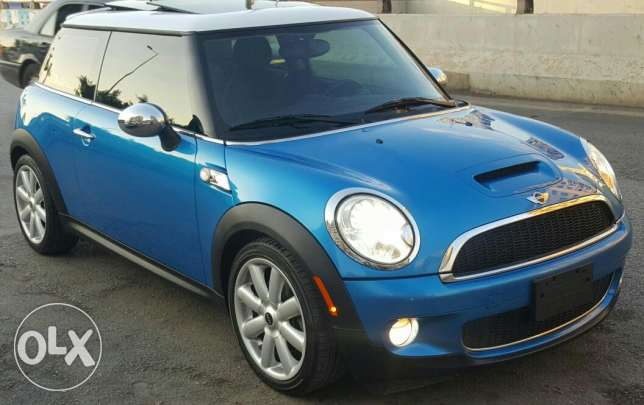Mini S 2009 Blue Ajnabeye أشرفية -  3