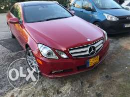 2010 Mercedes E350 coupe AMG look