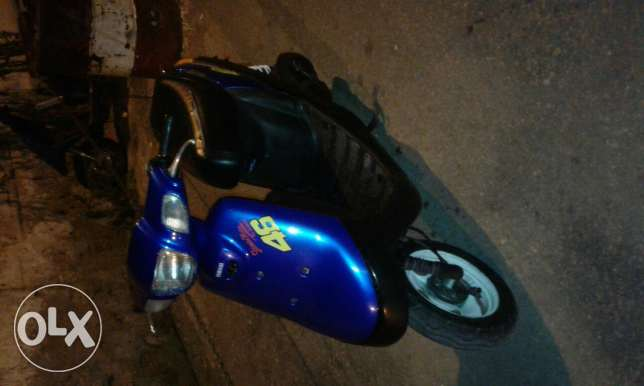 Scooter aprio sak be3