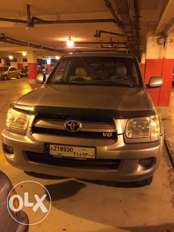 Toyota Land Cruiser 2007 سوكويا الصالحية -  2