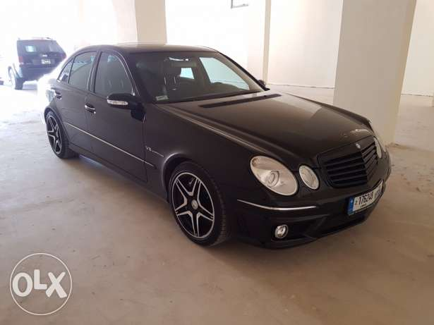 E55-AMG For sale or trade كرك -  3