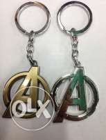 Avengers keychains. limited quantity