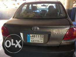Toyota Echo in good condition