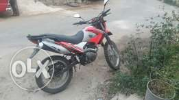 Motorcycle 200cc for sale