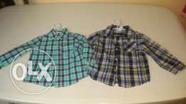 Girls and boys clothes all are in perfect condition