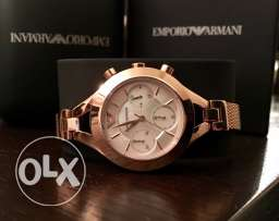 New lady's 2017 jelwery watch from Emporio Armani