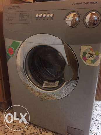 Washing Machine - غسالة