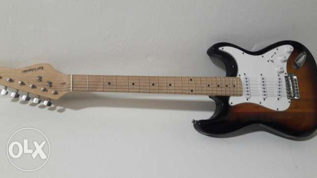 Electric guitar new