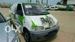 Nissan Van New in lebanon from Germany for sale