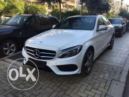 Mercedes benz c 400 look AMG model 2016