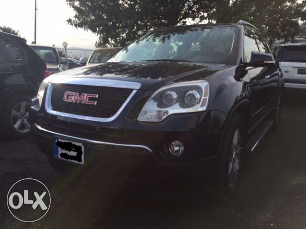 2009 GMC ACADIA SLT**93.000 KM**one owner super clean كسروان -  1