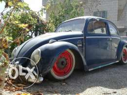 """Vw beetle 1963 """"air-ride"""" for sale or trade with utv."""