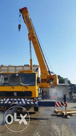 35ton Crane for sale راس  بيروت -  1