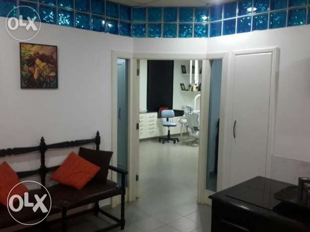 Clinic or Office for rent أشرفية -  2