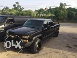 Chevrolet silverado V8 fully equipped full options off road ready