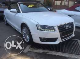 Audi A5 2012 Cabriolet full options