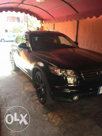 Infiniti fx 35 technology model 2005 for sale برج البراجنة -  6