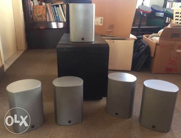 Surround system JAMO almost NEW