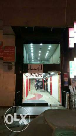 Shopp for rent includes decore& 4 ac مصطبة -  3