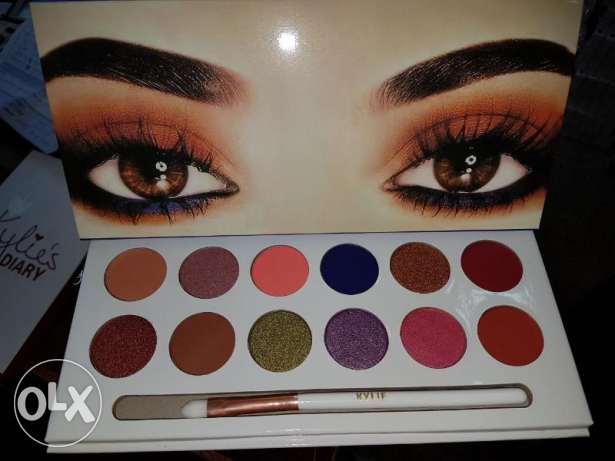 Kylie new collection eye shadow