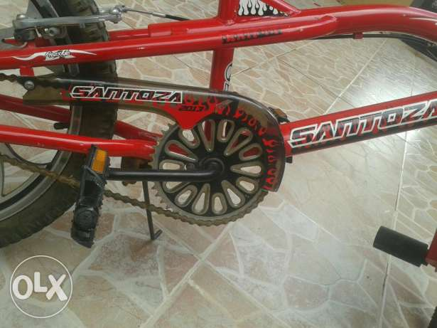 Santoza bicycle fore sale or trade on an airboard